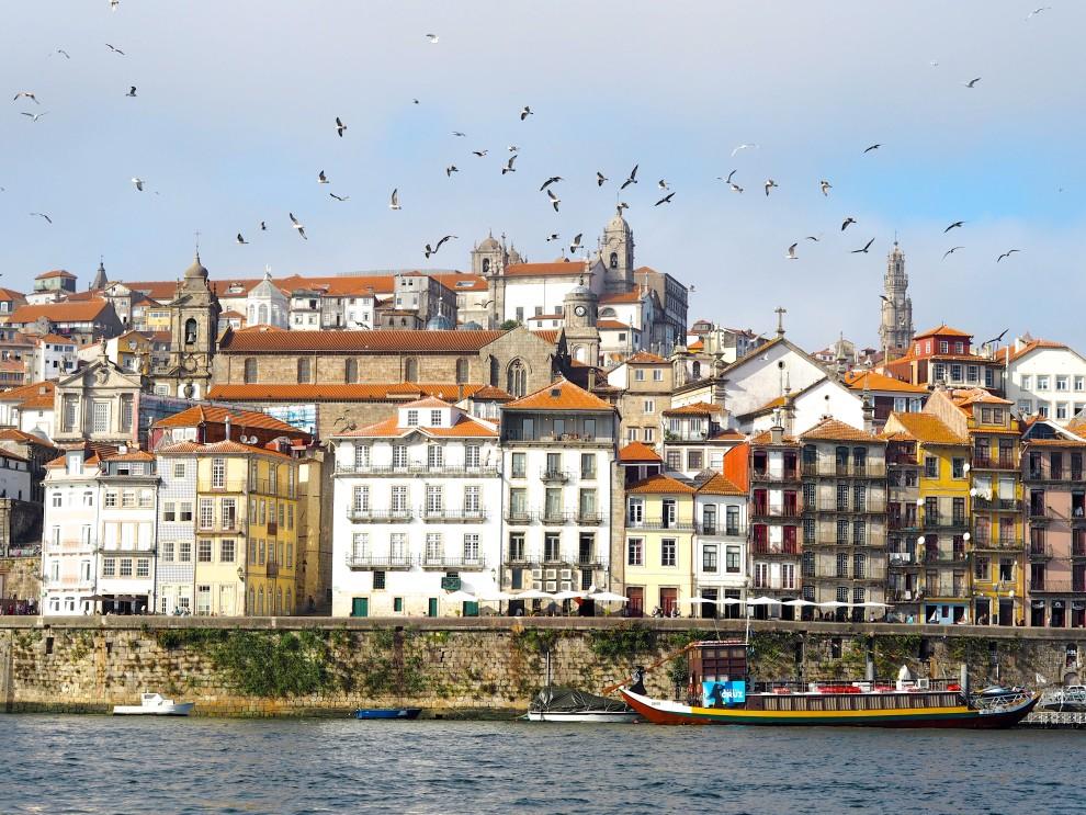 PORTO Ribeira PORTUGAL