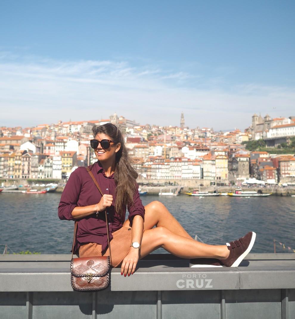 PORTO PORTUGAL CITYTRIP Porto Cruz Porto