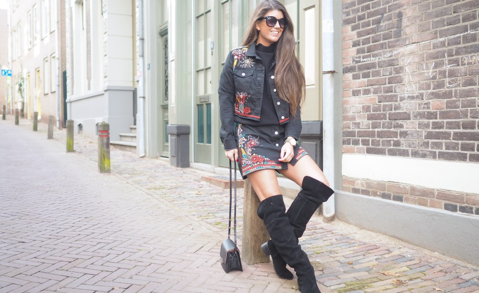 OVER THE KNEE BOOTS –  TO KEEP OR TO GIVE AWAY THIS WINTER?