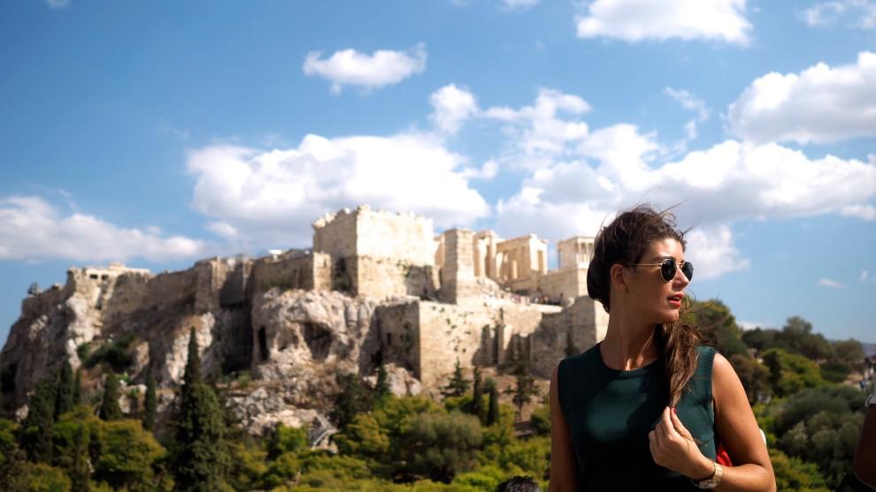 Reizen 2016 Spetses Griekenland