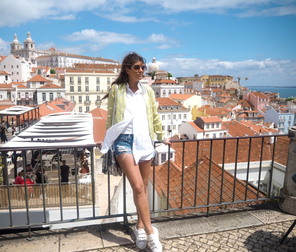 Lissabon Fashionista Chloe TRAVEL