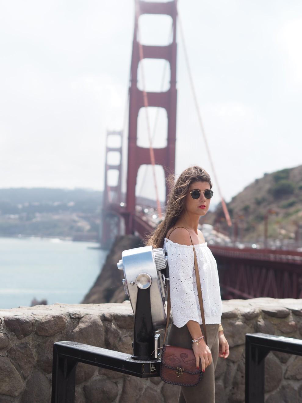 MIJN REIZEN 2016 California roadtrip Amandine Les Berlinettes San Francisco
