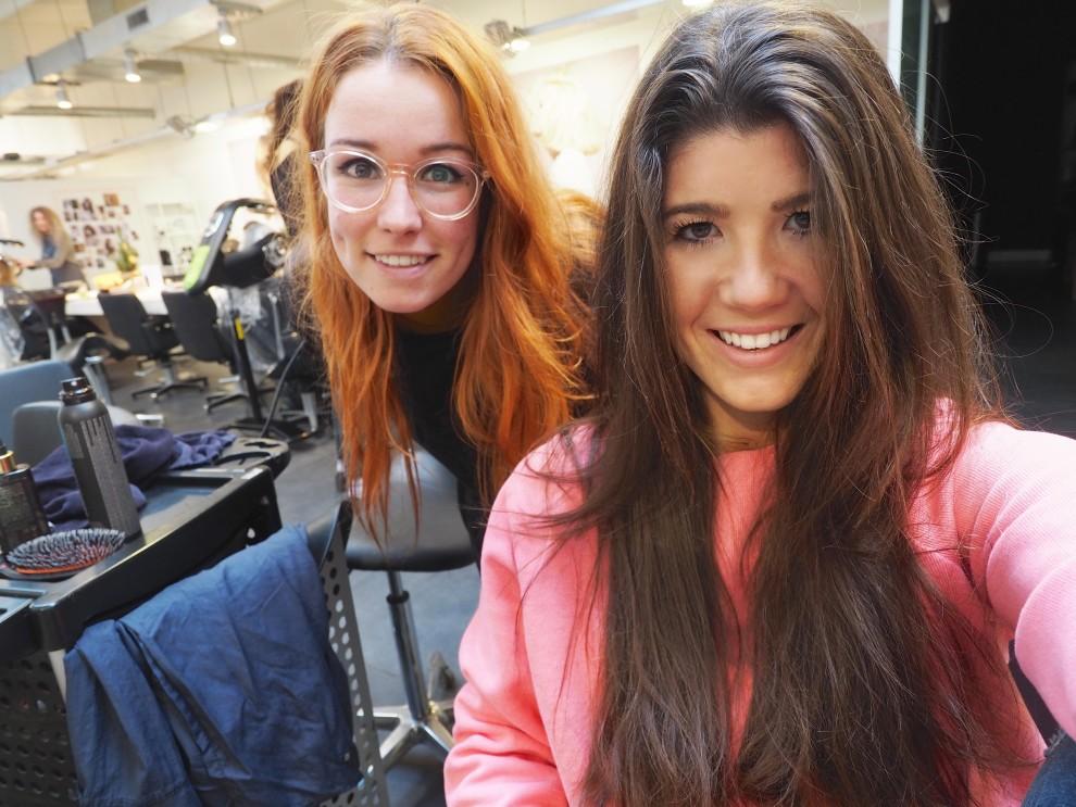 hairdo's voor de feestdagen  SALON B ARNHEM