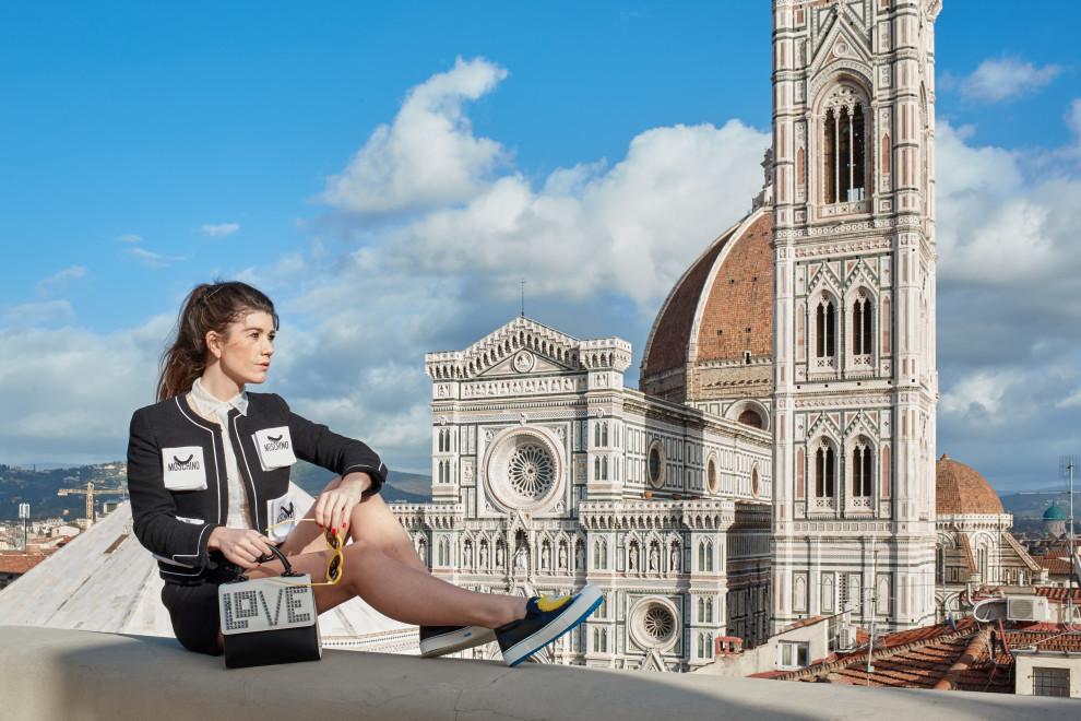 Florence luisaviaroma event fashionistachloe