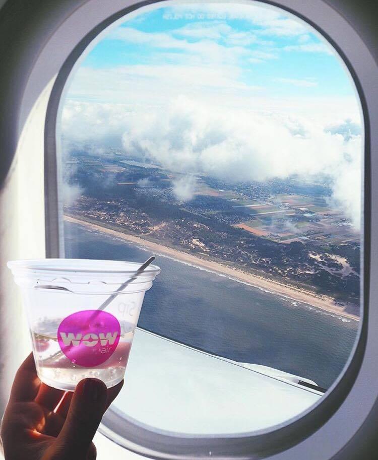 GOEDKOOP NAAR DE STATES MET WOW AIR