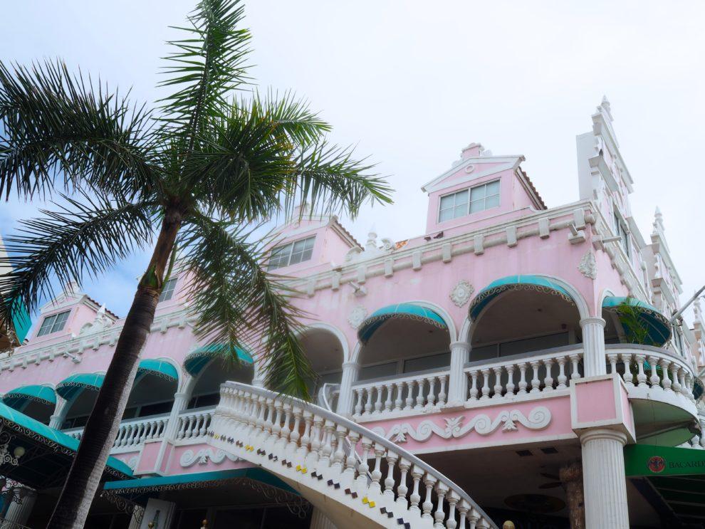 OP VAKANTIE NAAR ARUBA IN DE WINTER Oranjestad