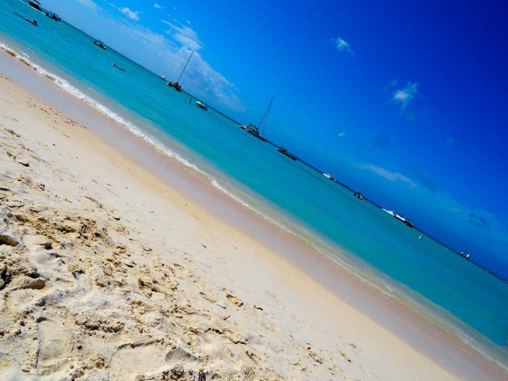 OP VAKANTIE NAAR ARUBA IN DE WINTER Palm Beach