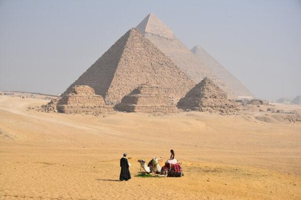 DIT ZIJN DE DRIE HIGHLIGHTS VAN CAÏRO EGYPTE