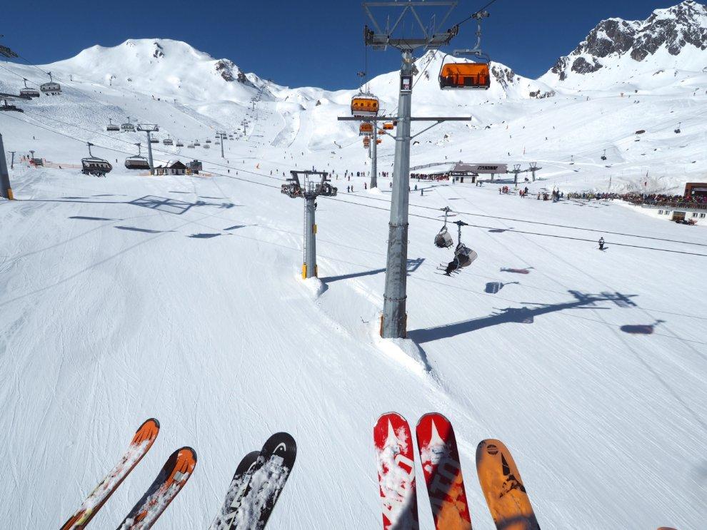 DRIE DAGEN ZOMER SKIEN IN ISCHGL - wintersport - Oostenrijk DRIE DAGEN ZOMER SKIEN IN ISCHGL - wintersport - Oostenrijk