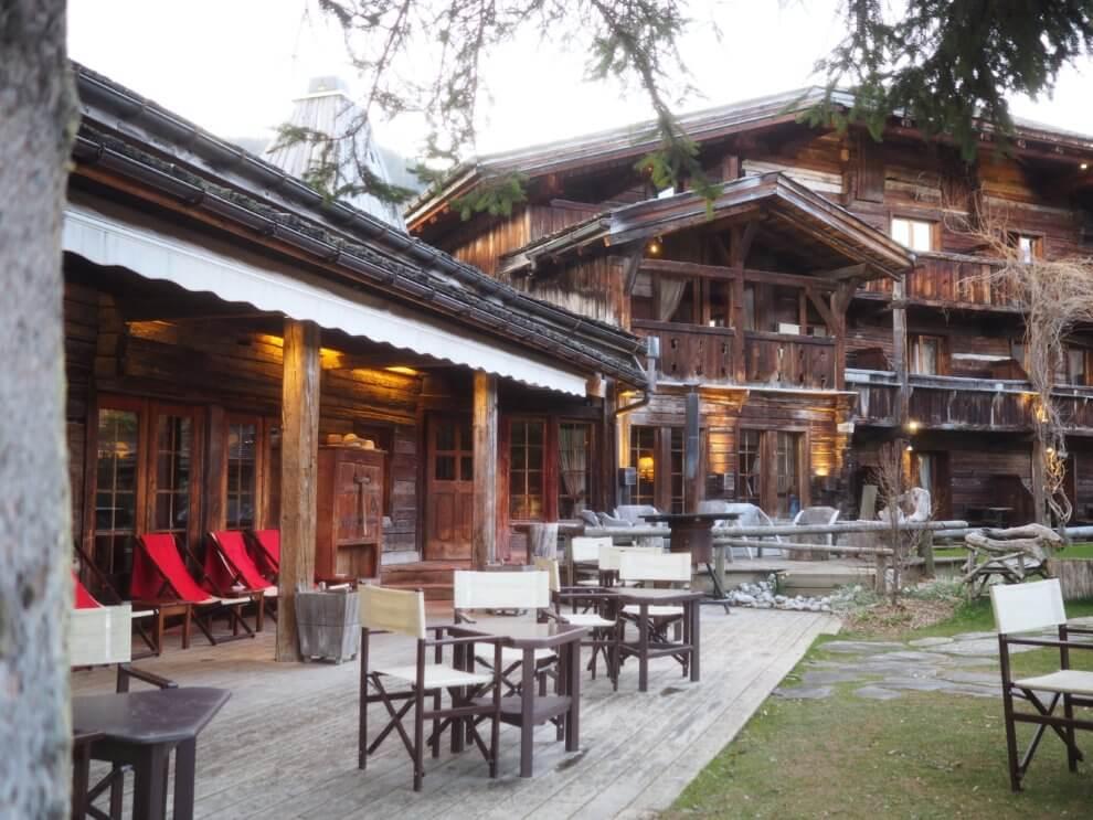 LES FERMES DE MARIE HET MOOISTE HOTEL VAN MEGEVE