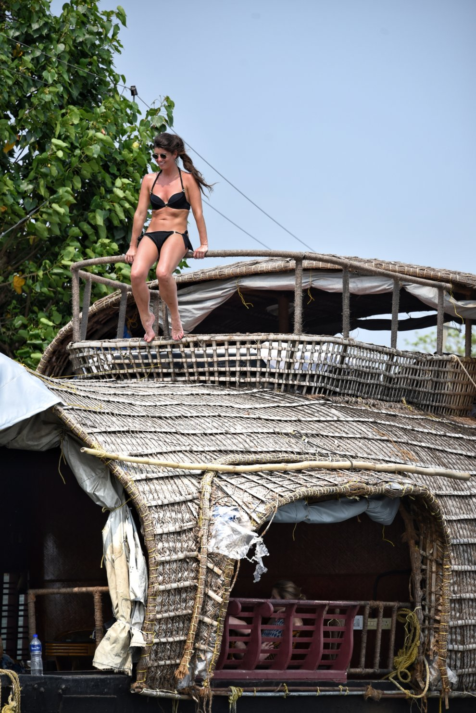 Kerala backwaters houseboat Allepey