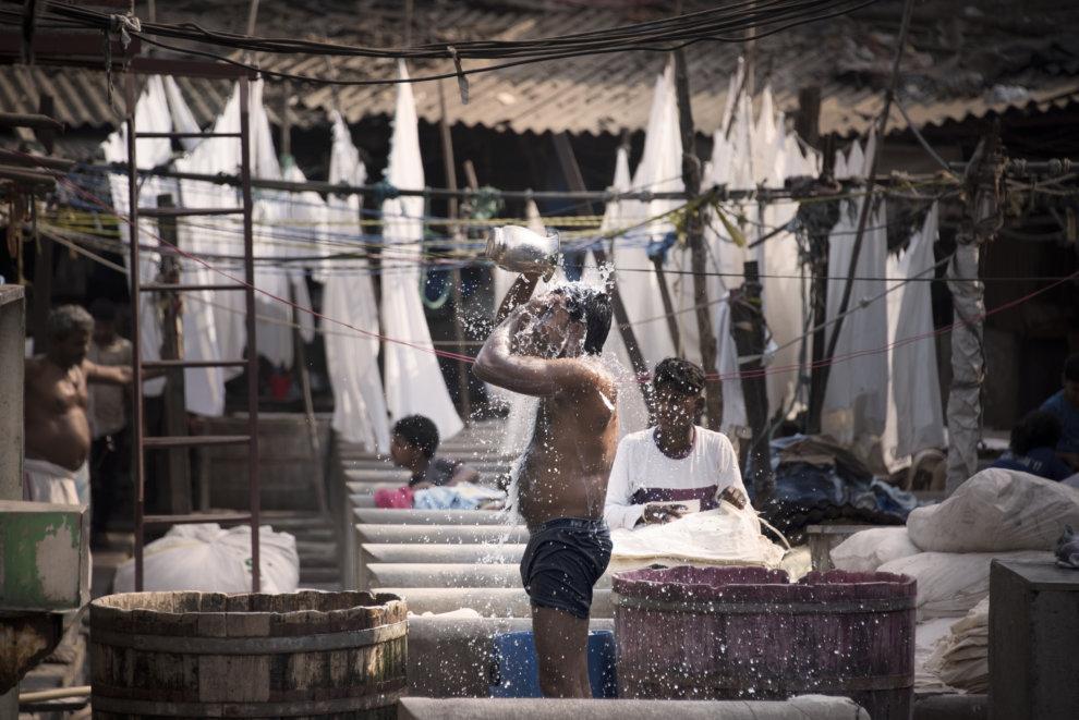 Dhobi Ghat mumbai bezienswaardigheden coca-cola droomvakantie