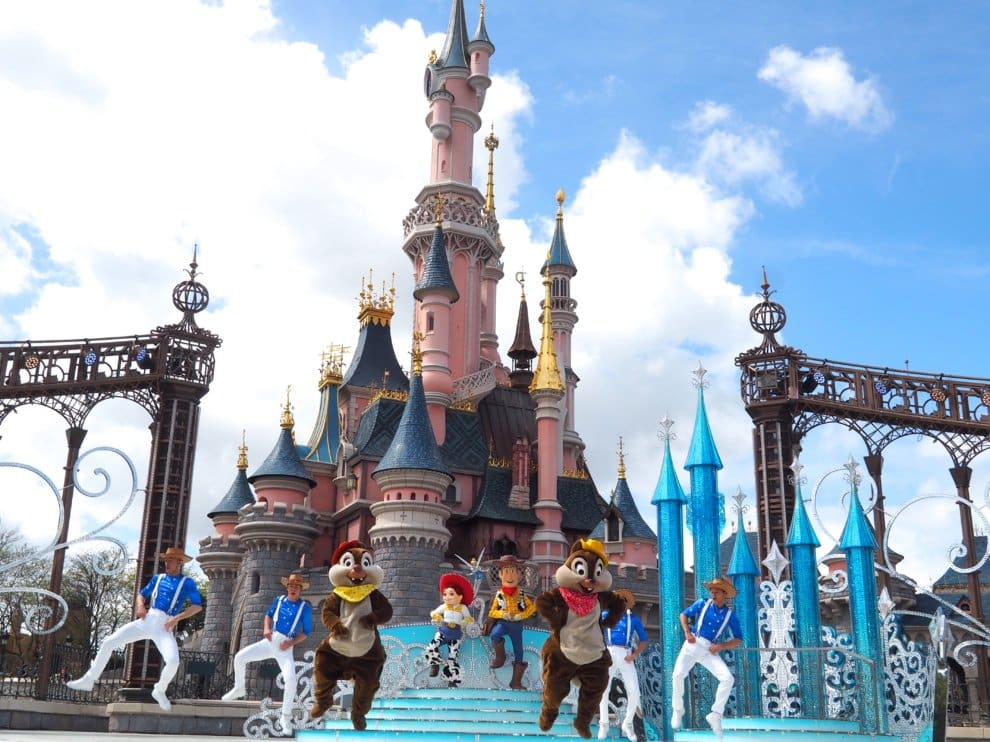 disneyland parijs TRAVEL HOTSPOT