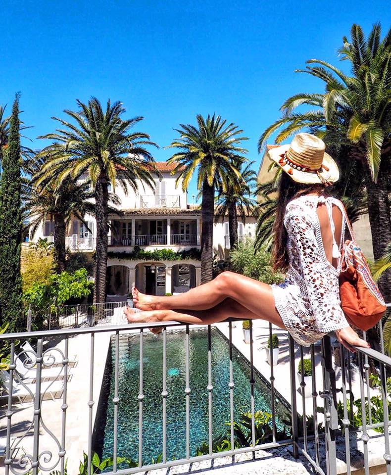 handigste Saint Tropez tips voor aankomende zomer - overnachten in Saint Tropez - Pastis hotel