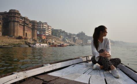 Varanasi, de Indiase stad die het meeste indruk op mij maakte.