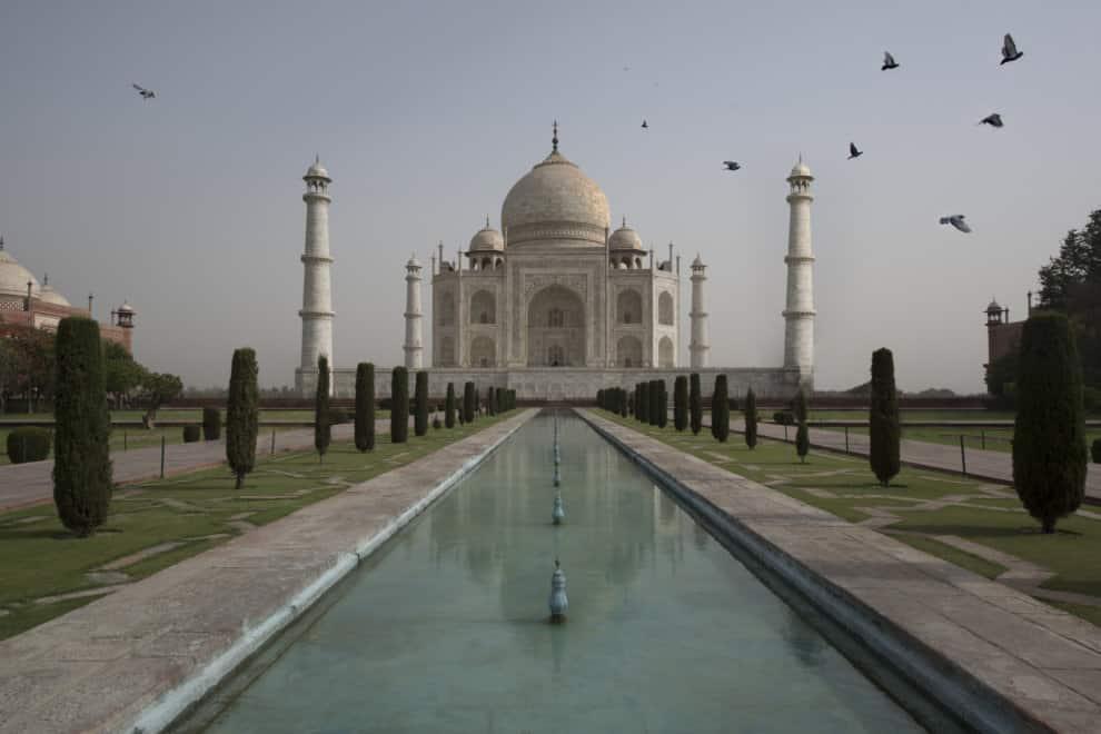 Agra Taj Mahal tips