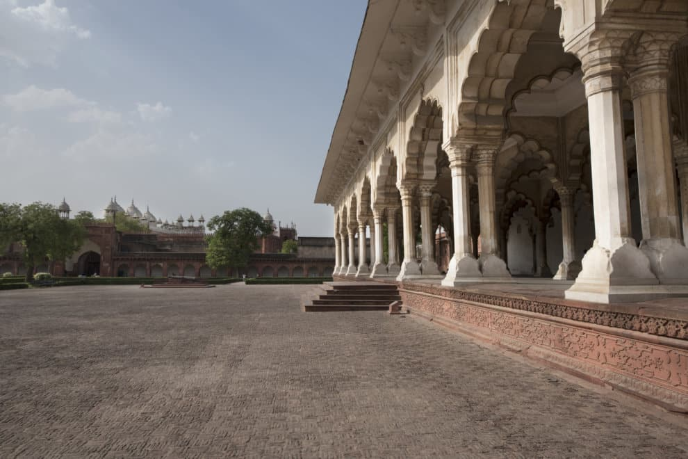 Agra Agra Fort tips India