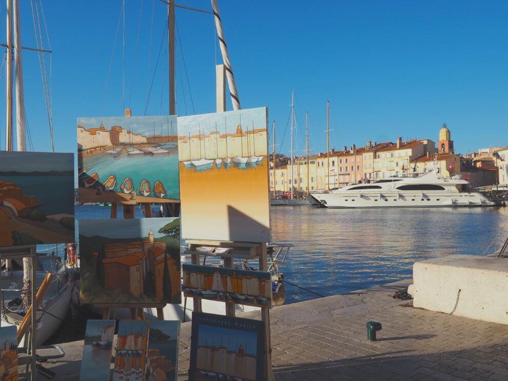 handigste Saint Tropez tips voor aankomende zomer - haven van Saint Tropez