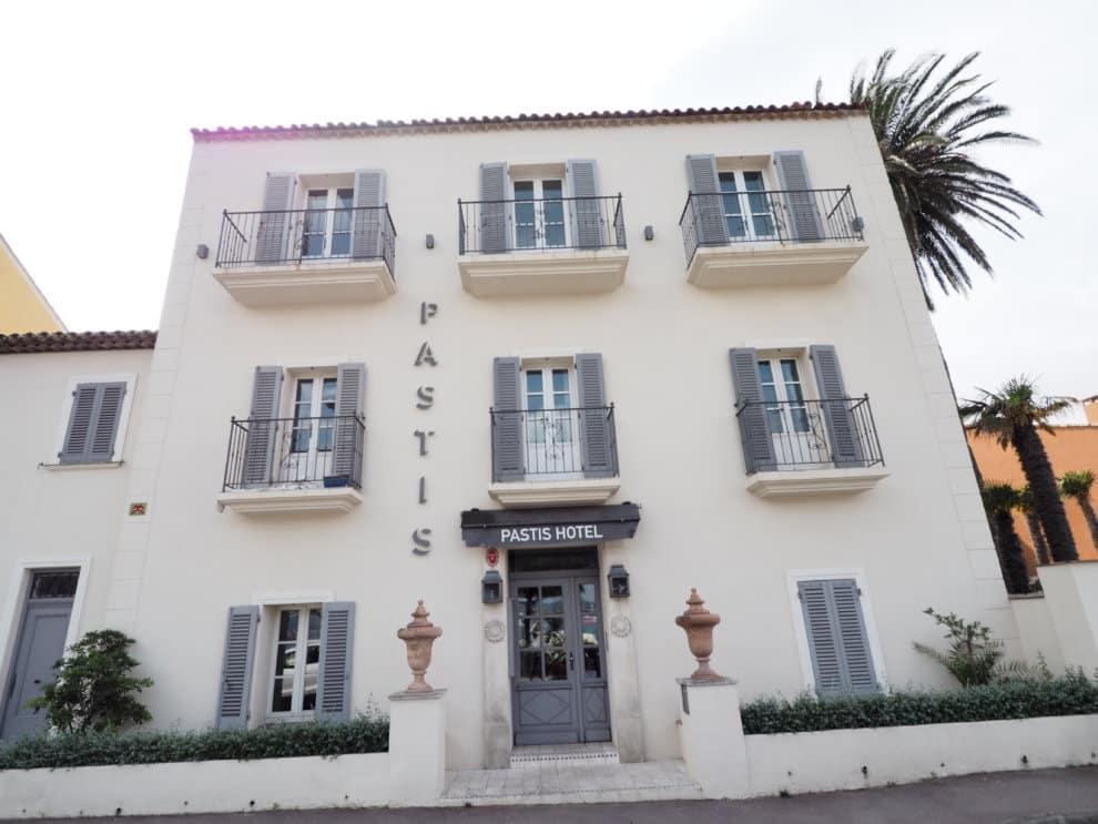 hidden gem van Saint Tropez Pastis Hotel