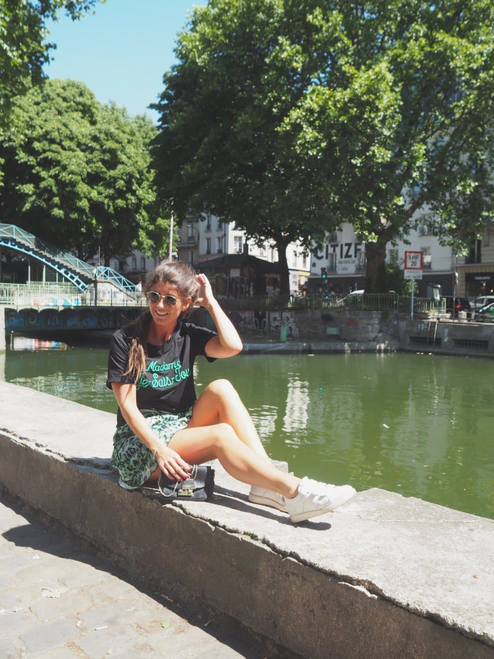 De plekjes die je moet bezoeken in de hippe wijk Canal Saint Martin in Parijs