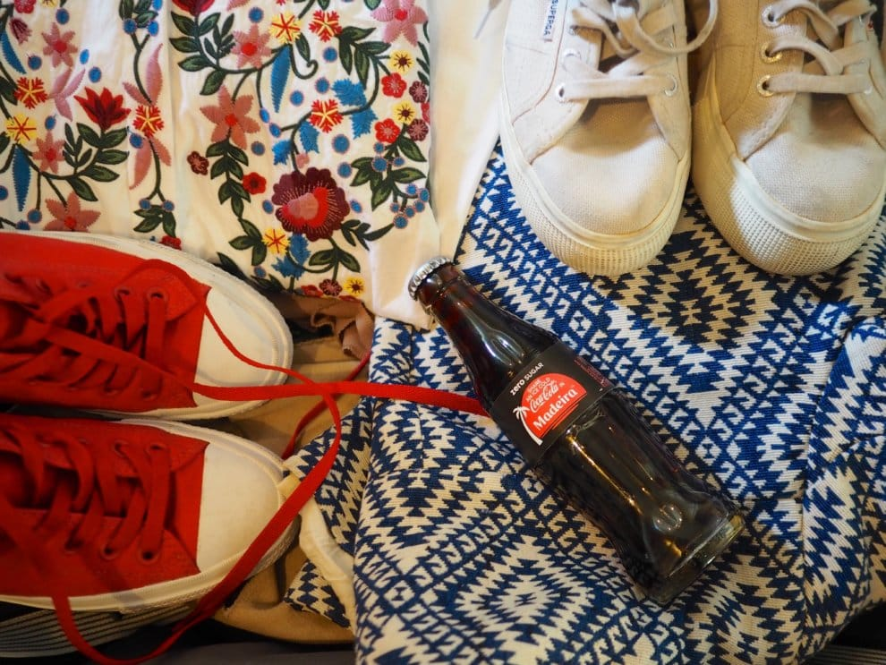 favoriete reisitems Coca-Cola