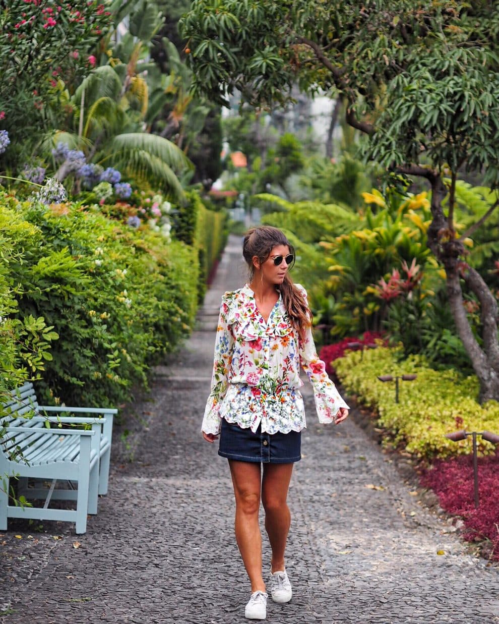 Belmond Reid's Palace Madeira hotels slapen op Madeira