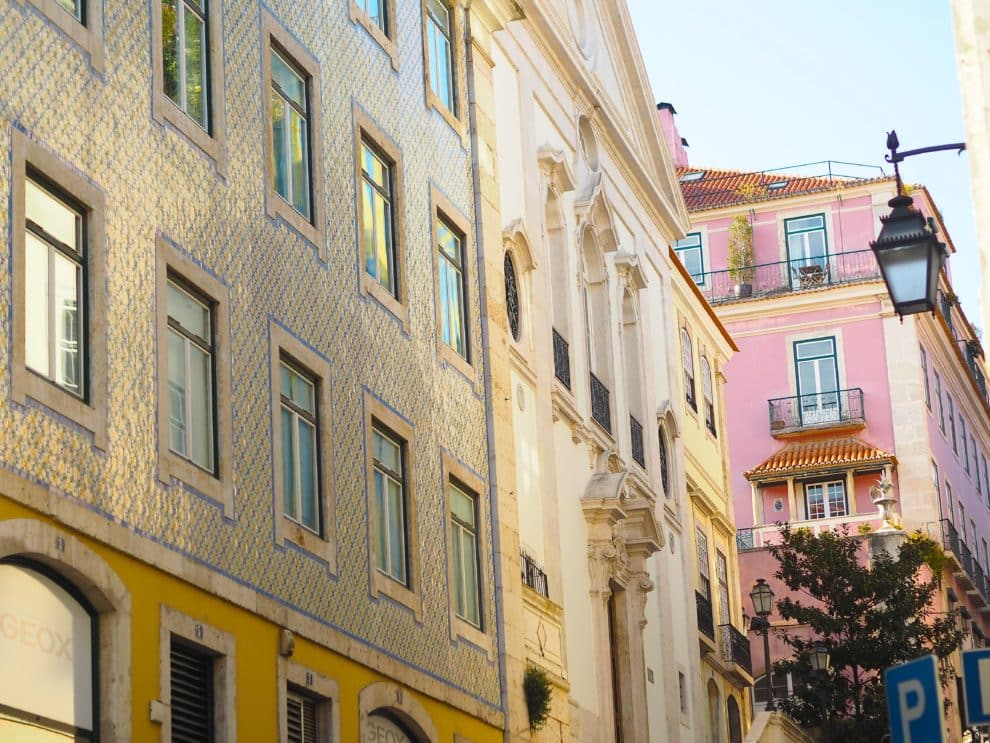 5 favoriete bestemmingen uit de Coca-Cola zomercampagne Lissabon