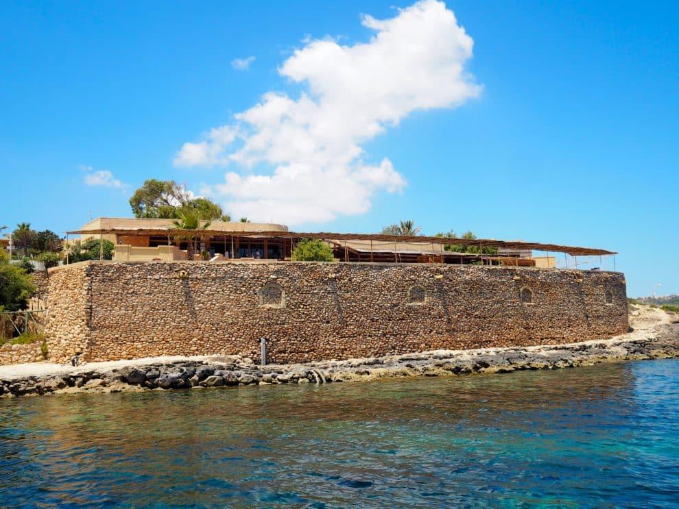 relaxte vakantie op het eiland Gozo Comino hotel