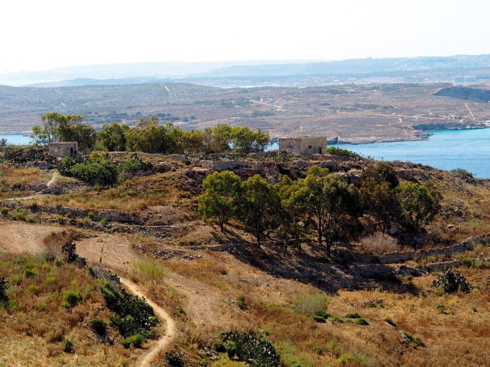 relaxte vakantie op het eiland Gozo