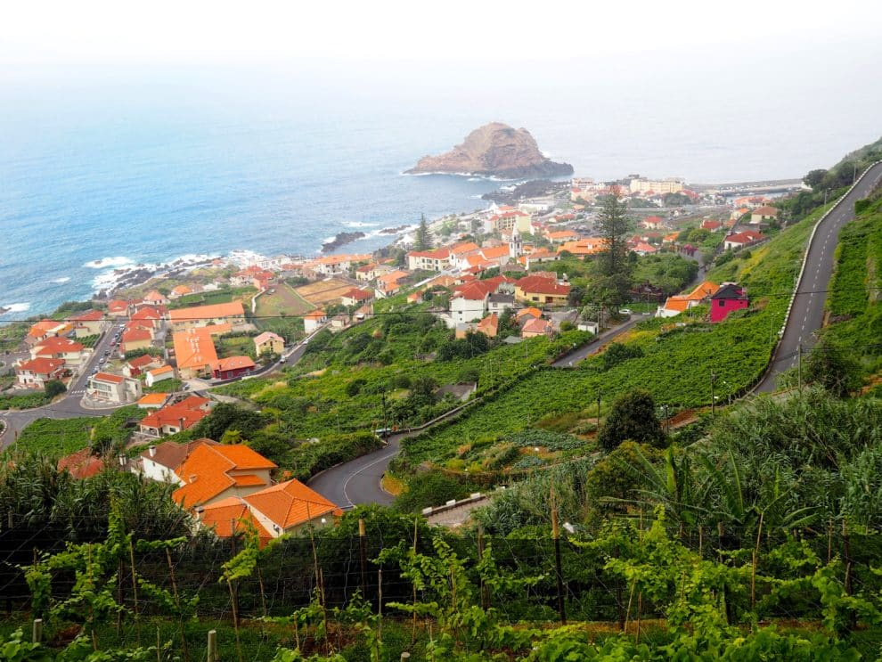 travel trip voor Madeira Portugal