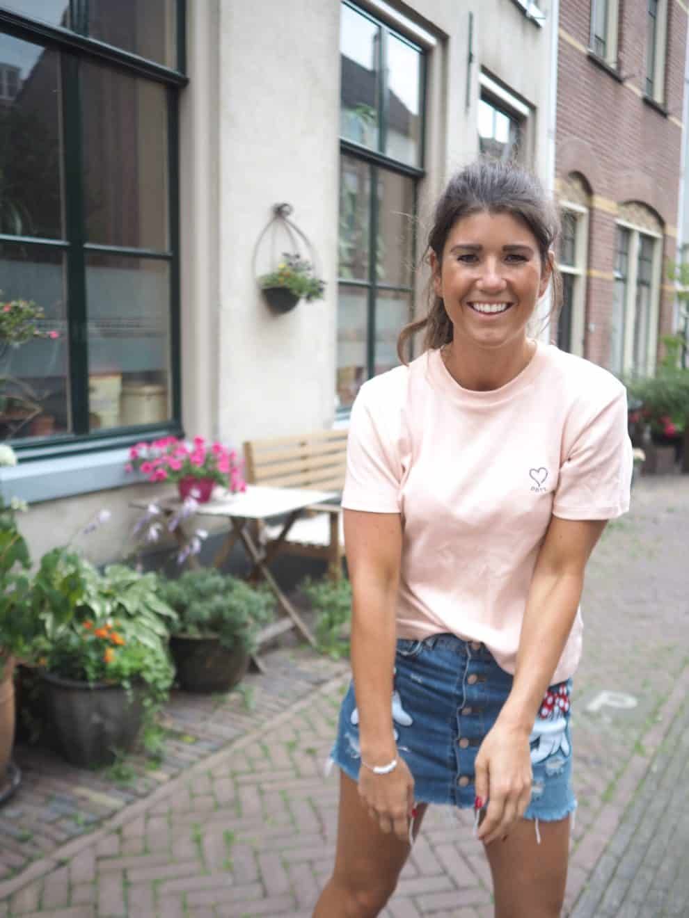 kledingmerk DOTT vluchtelingen fashion nijmegen eerlijke kledingindustrie