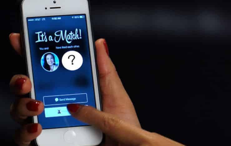 Honing dating app