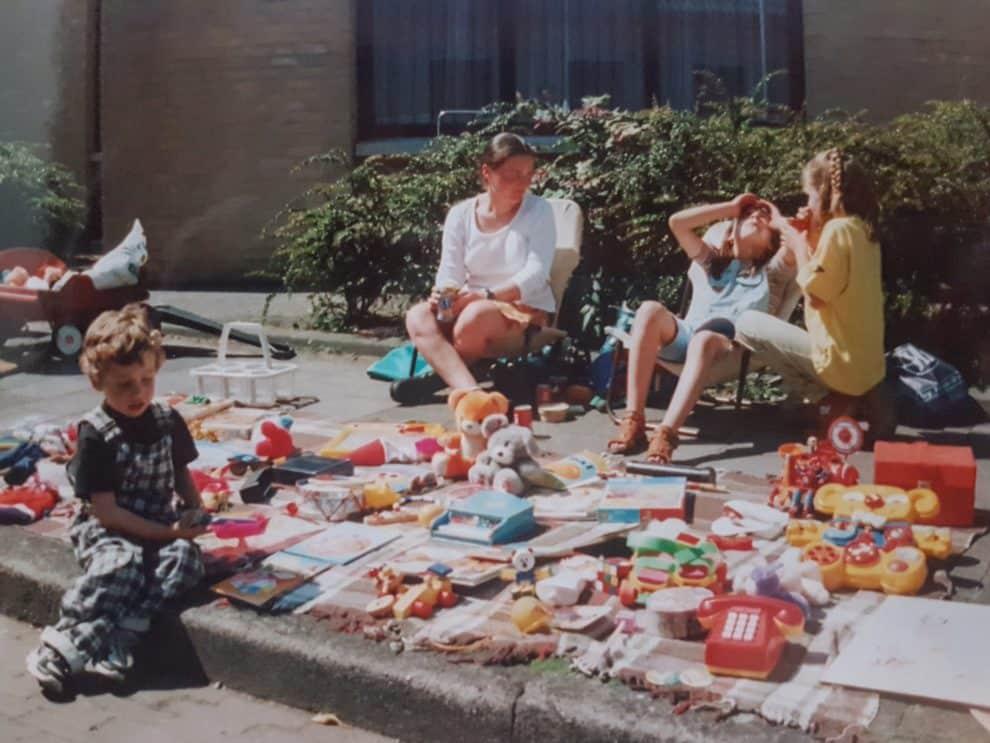 Voordelen van vintage shoppen Laura van Hout