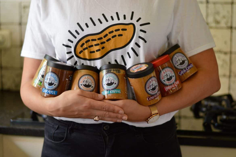 nieuwe Pindakaas smaken van Mister Kitchen