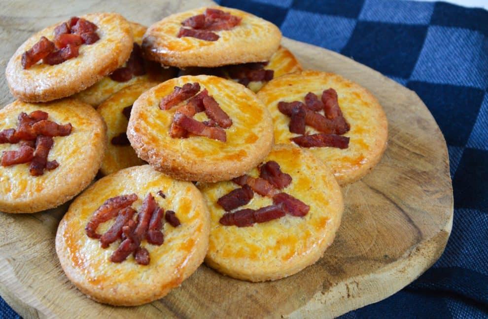 pindakaas bacon cookies Mister Kitchen