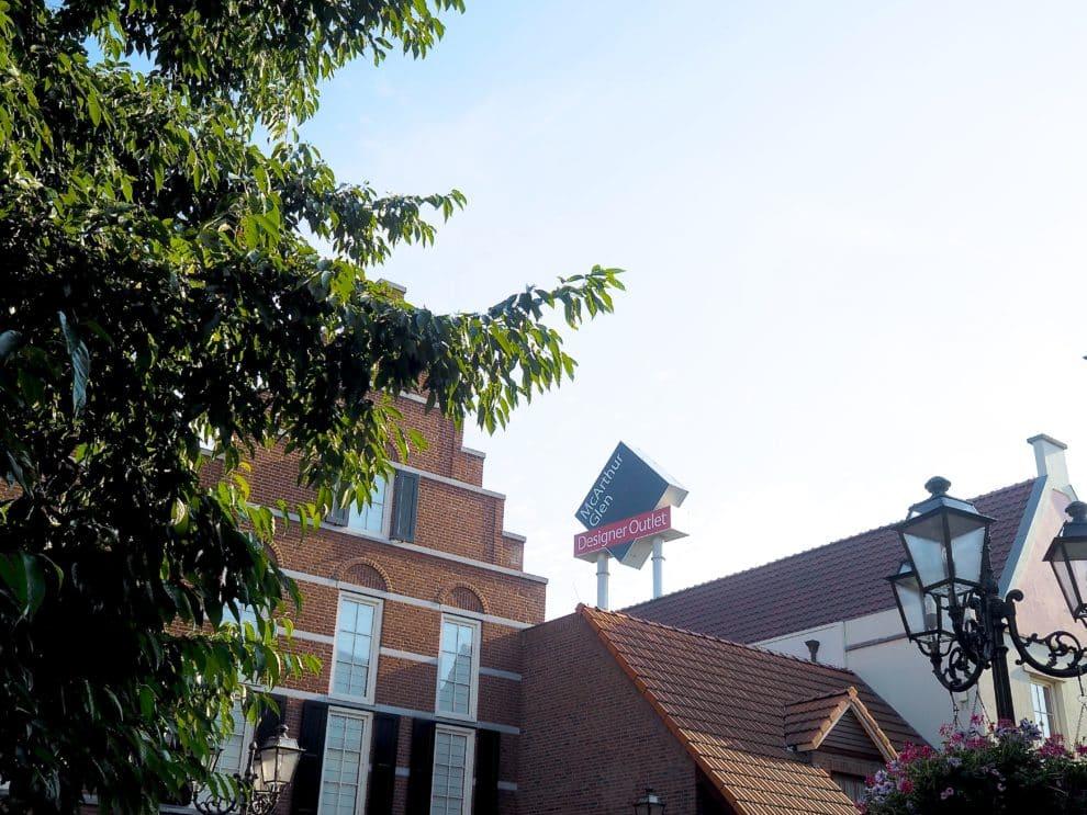 Designer Outlet Roermond Chateau De Raay Baarlo