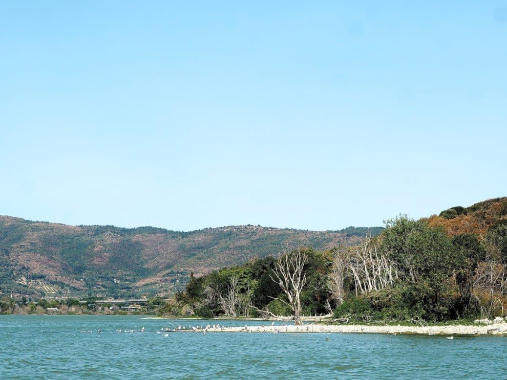 10x dit moet je doen in het Italiaanse Umbrie trasimeno lake varen