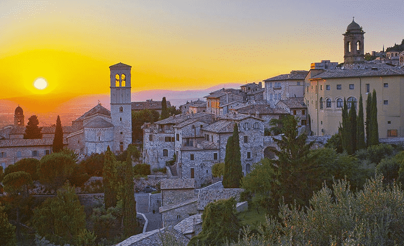 10x dit moet je doen in het Italiaanse Umbrie Assisi