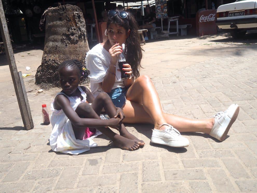 Zo creëerde ik met vijf euro mijn eigen goede doel in Gambia