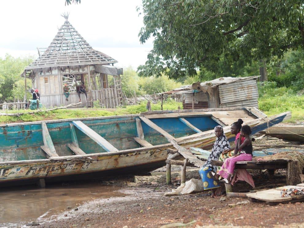 AbCa's Creek Lodge lodge (huisjes) in het binnenland van Gambia waar je kennis maakt met het traditionele leven en geniet van de natuur.