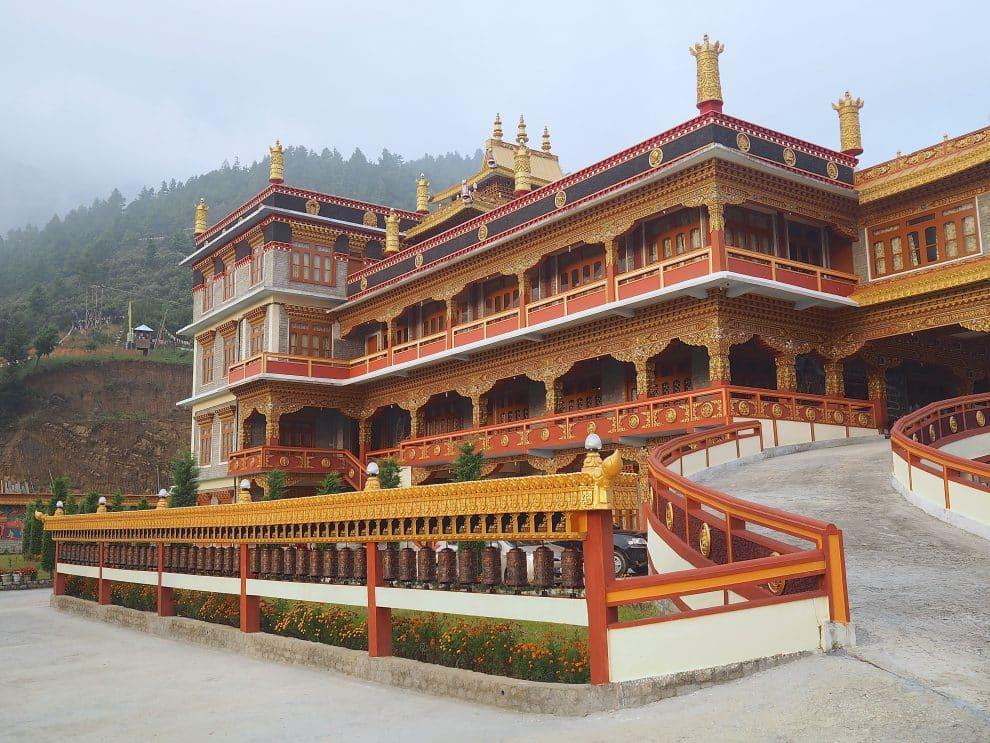 Thupsung Dhargye Ling Arunachal Pradesh India