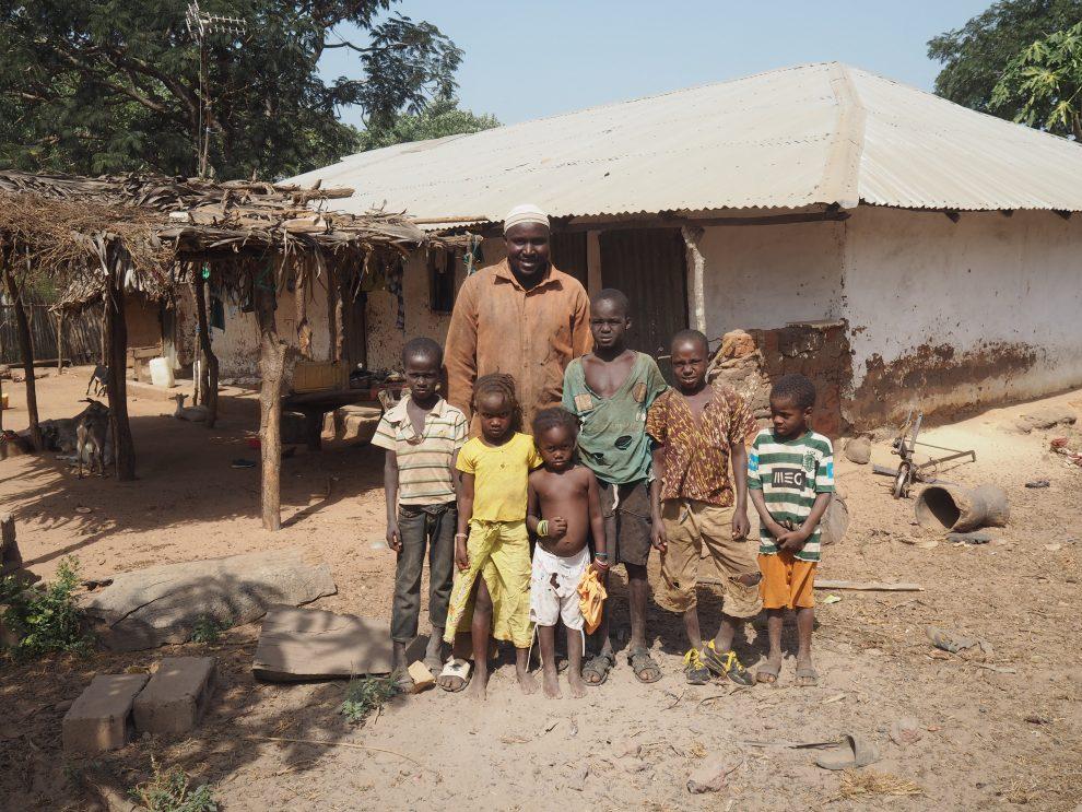 Zo leven de locals in GambiaAbca's Creek Lodge Gambia