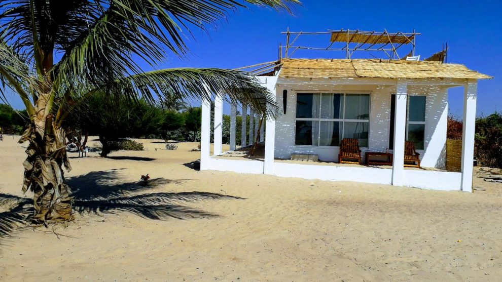 De Gambia vakantiegids Paradise Beach (Santana Beachclub) Gambia