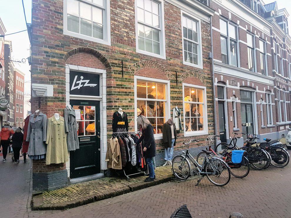 vintage winkels van Leeuwarden