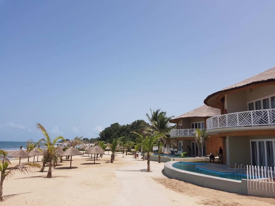 De Gambia vakantiegids Belafon Beach Resort Gambia