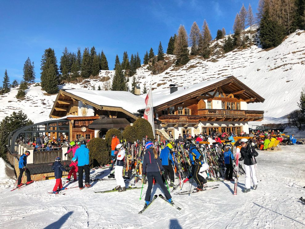 Kitzbühel Oostenrijk KitzSki Tirol - Ochsalm