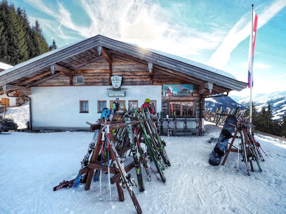 Ski Hutt'nUnterwies Kirchberg wintersport