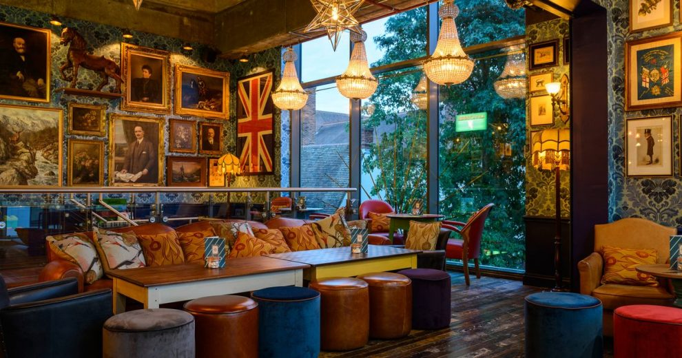 quirky Cosy Club Liverpool city guide
