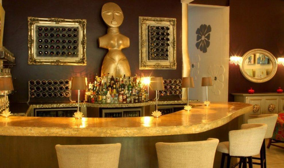 De Gambia vakantiegids Gaya Art Cafe Gambia