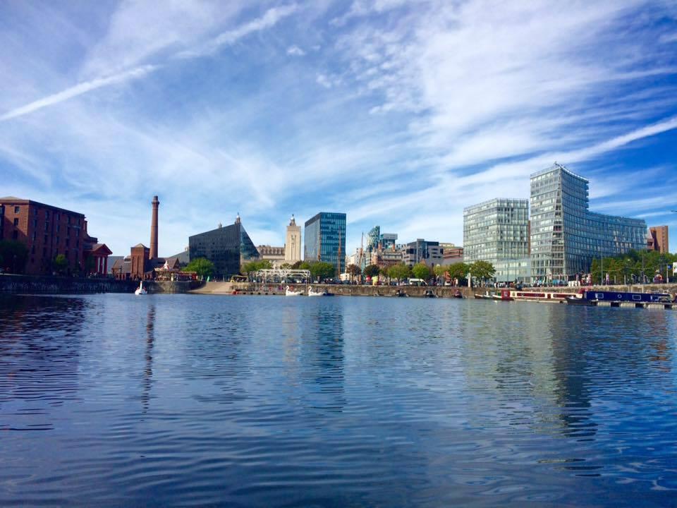 Marlou Cornelissen - Jeroen Cornelissen - Liverpool Docks - Liverpool